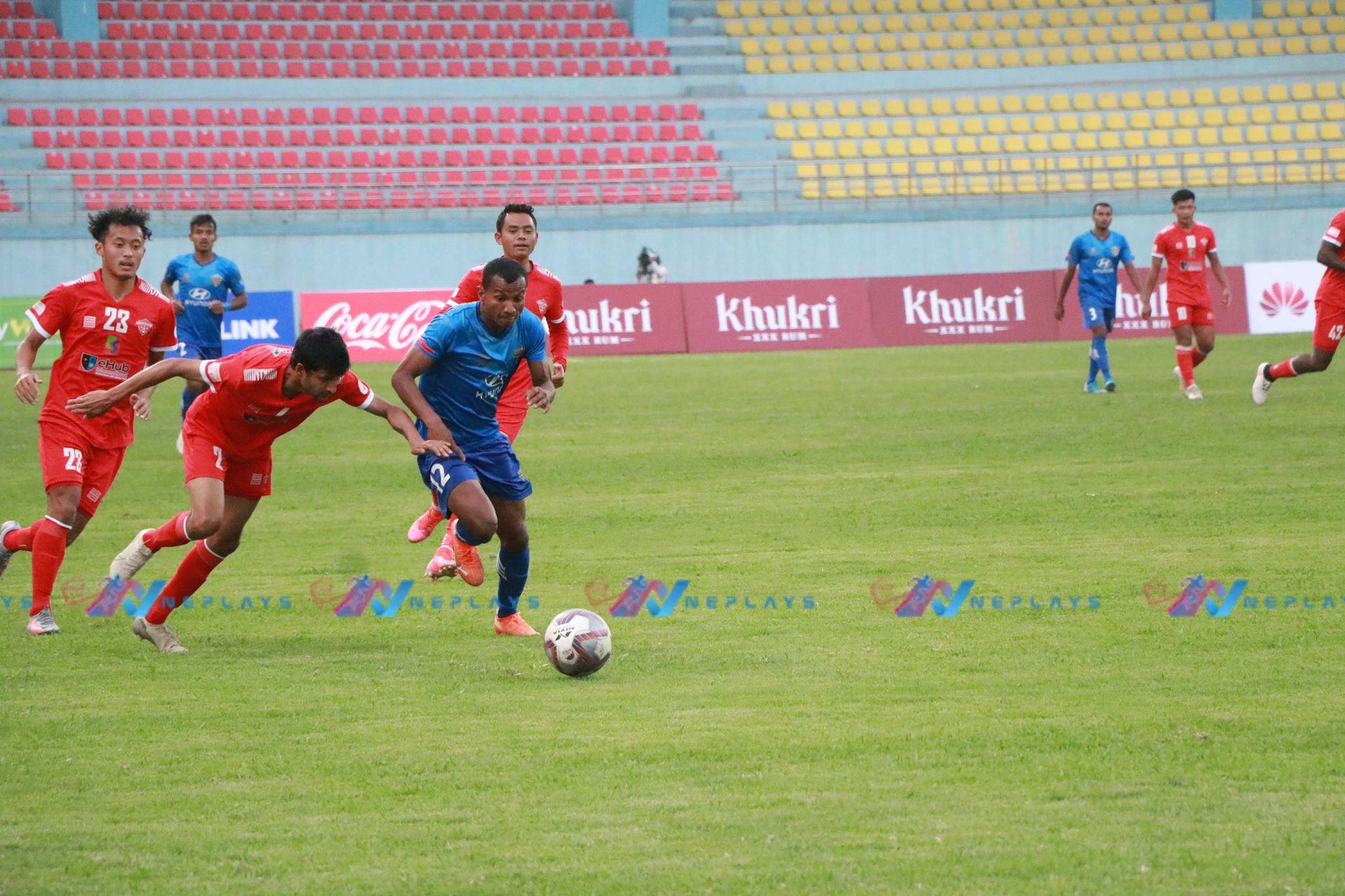 नेपाल सुपर लिगः बुटवल लुम्बिनीद्वारा पोखरा २-० ले पराजित