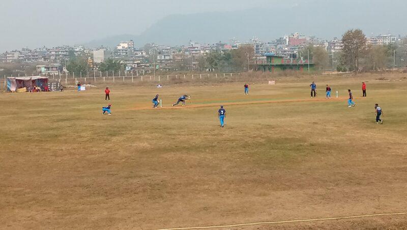 टी–ट्वान्टी क्रिकेट लिगमा जनकपुर र तनहुँ विजयी