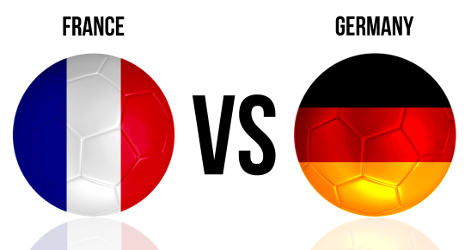 युराेकै हाइप्राेफाइल खेल- विश्वविजेतालाई जर्मनीकाे चुनाैति
