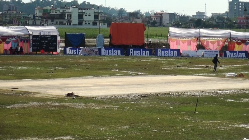 तीन वर्षदेखि फाप्ला अन्तर्राष्ट्रिय क्रिकेट रङ्गशाला निर्माणमा छुट्याइएकाे १८ कराेड रूपैयाँ फ्रिज