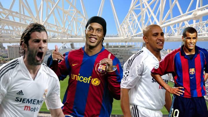 आज बार्सिलोना लिजेण्ड्स भर्सेस रियल मड्रिड लिजेण्ड्सबिच एल क्लासिको खेल हुँदै !