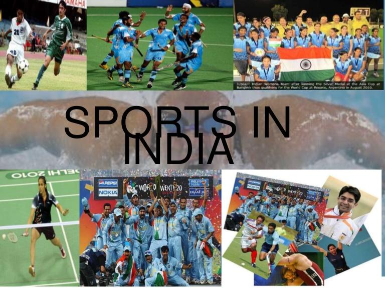 भारतमा घरेलु र अन्तराष्ट्रिय खेल आयोजनाका लागि सरकारको अनुमति