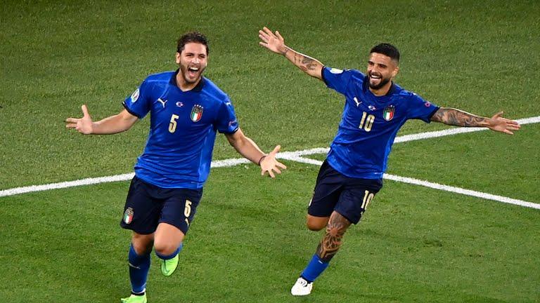 युराे कप: इटली नकआउट चरणमा प्रवेश