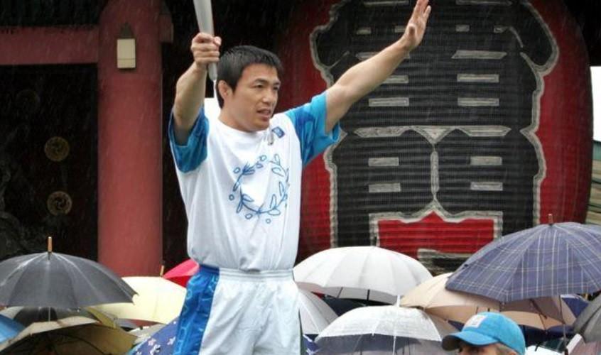 जापानका पूर्व ओलम्पिक स्वर्णविजेता काेगाकाे निधन