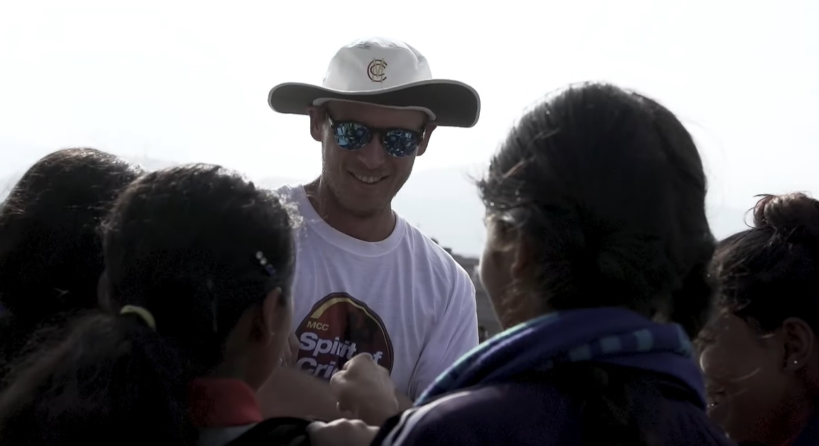 एमसीसीकाे ३ बर्षे क्रिकेट प्राेजेक्ट नेपाल सुरू (भिडियाे)