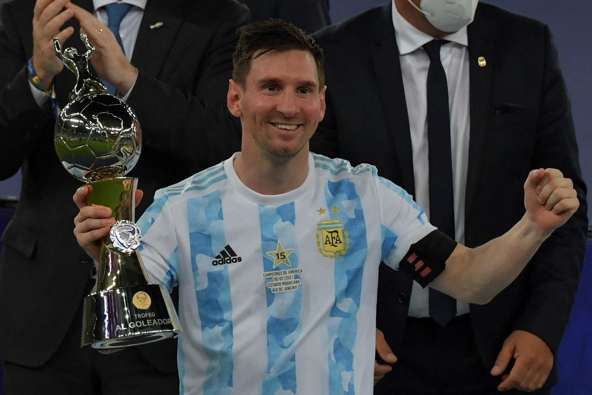 Messi: the man who silenced his detractors by his game!!!