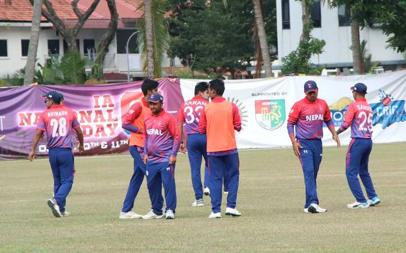 Nepal's yearning to play ICC World Cup Qualifier crushed
