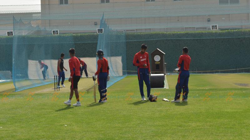 Closed training camp of cricket put off