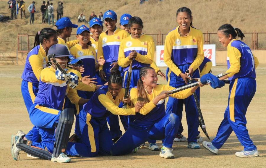 मेयर कप महिला क्रिकेटका लागि प्रदेश एक टिमकाे घाेषणा