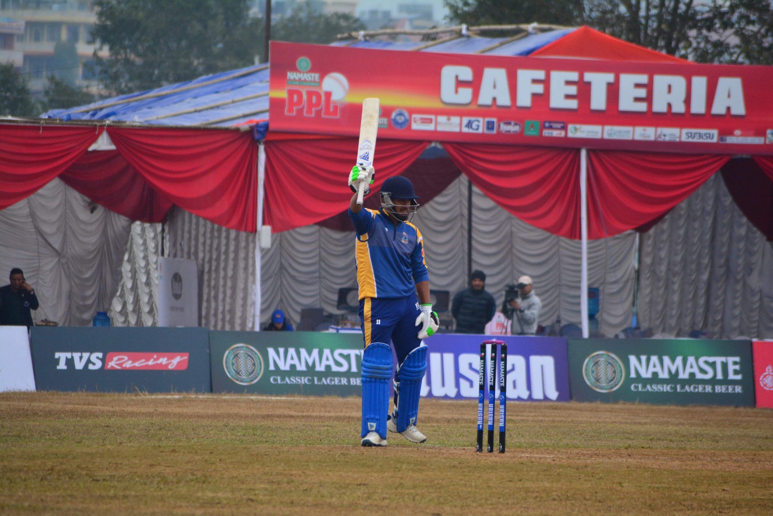 घरेलु क्रिकेटमा दुर्लभ पारी खेलेका ज्ञानेन्द्रले के भने (भिडियाे)
