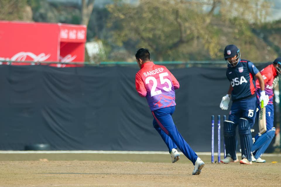 'सन्दिपले टी-२० ब्लास्ट खेल्न नपाउनु एसोसियट क्रिकेटलाई नै घाटा हो'-डेनियल
