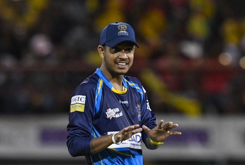 सन्दीपको सीपीएलमा प्रदर्शन : ६ खेल ८ विकेट १९ रन