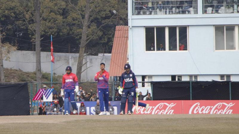 नेपाल पुगेकाे २४ घण्टापछि नै सन्दिपले मेयर कप खेल्ने