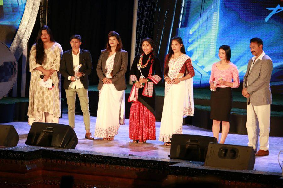 उत्कृष्ट महिला खेलाडी शोभा गौचन