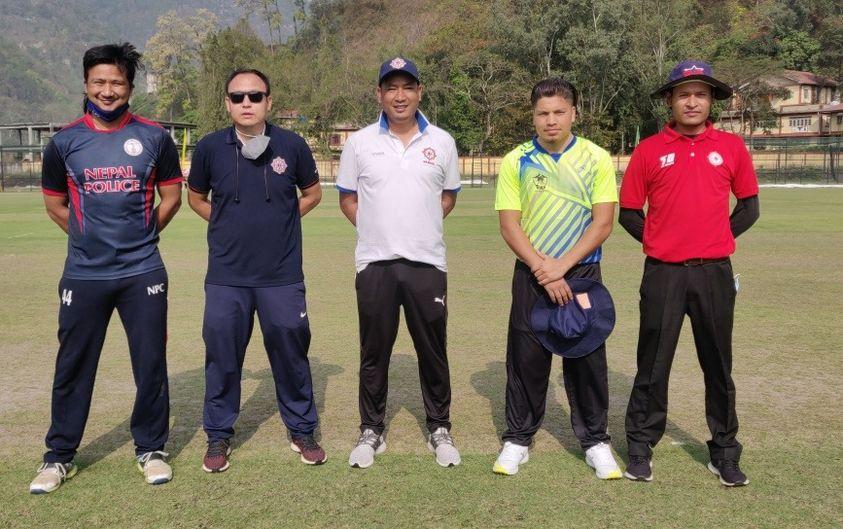 सिक्किममा पुलिसको सानदार जित कायमै, रोयल नर्थ ब्रदर्स ९ विकेटले पराजित