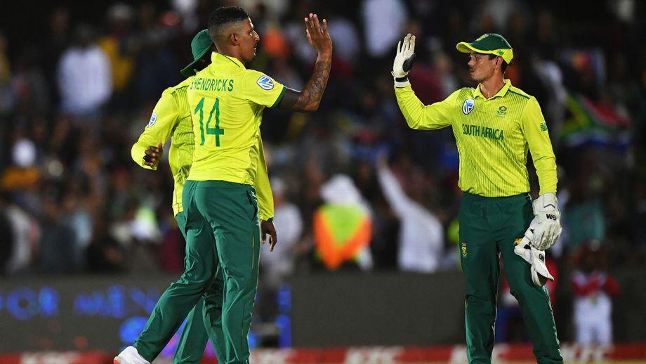 दक्षिण अफ्रिकाले जुनदेखि टी २० विश्वकपको तयारी थाल्ने