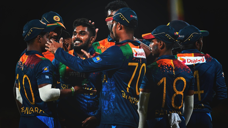 श्रीलंका क्रिकेट टिमकाे कप्तान र उपकप्तान परिवर्तन