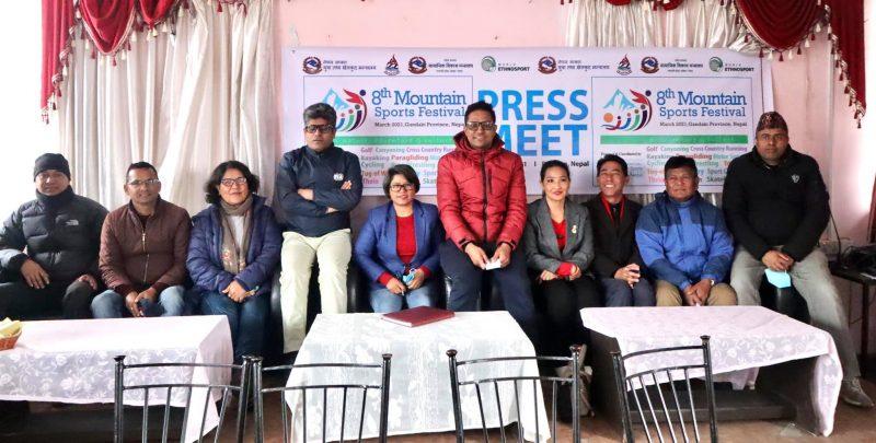 गण्डकी प्रदेशमा फागुनमा पर्वतीय खेलकूद महोत्सव हुने