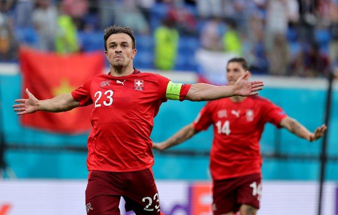 स्वीट्जरल्याण्ड र स्पेनको खेल अतिरिक्त समयमा