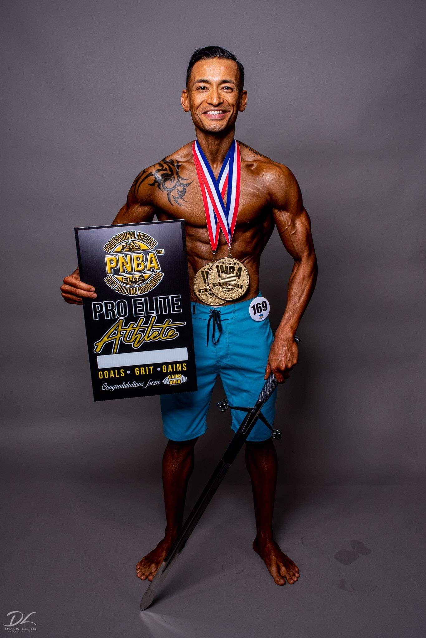 Utsav Singh: the first Nepali to get a Pro Card in Physical Fitness