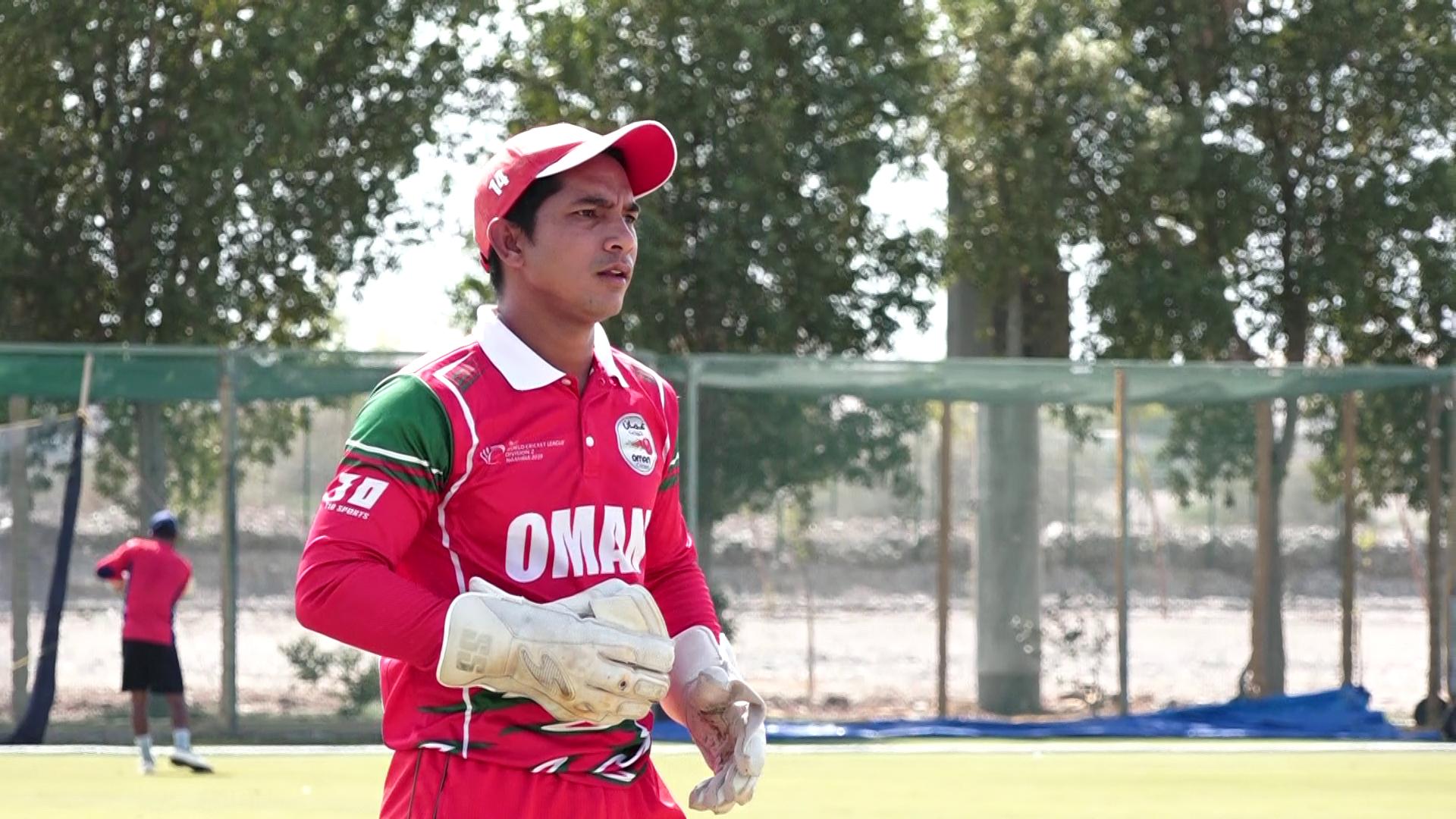 ओमानको राष्ट्रिय क्रिकेट टिमबाट खेल्ने नेपाली, जसले नेपाललाई नै हराए