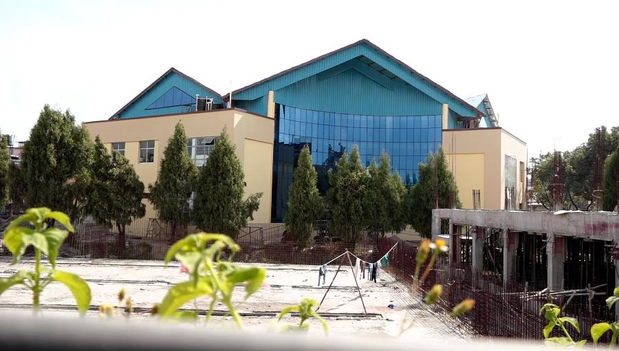 तेक्वान्दो र कराँते प्रशिक्षण भवन तयार, मापदण्डमा आशंका