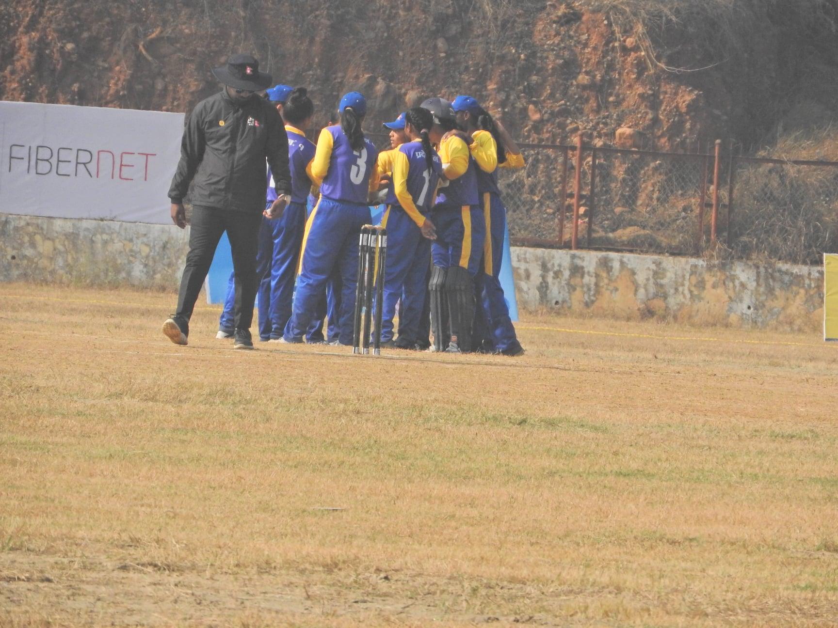 मेयर कप महिला टी-२० क्रिकेट चैत सात गतेबाट हुने