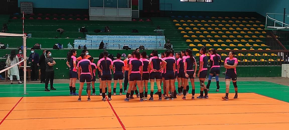 एसियन महिला भलिबल च्याम्पियनसिपमा नेपालसहित १२ देशले मात्र खेल्ने
